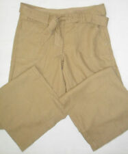Linen Blend Other Casual Trousers NEXT for Women