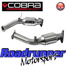 Cobra Fits 370Z Sports Cats Exhaust High Flow Sport Catalysts 200 Cell NZ19