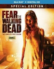 Fear The Walking Dead Season 1 Special Edition (blu-ray) Region a Like