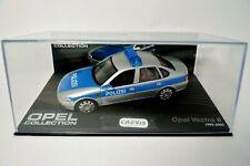 OPEL VECTRA  Polizei 1995-2002 Police - Ixo Collection Opel 1/43