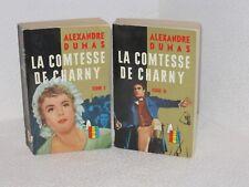La comtesse de Charny. Complet  2 vols.Alexandre DUMAS.Gerfaut SF30B