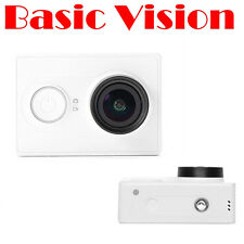 Xiaomi Yi Action Camera Sports Camera WiFi BT4.0 16MP Ambarella A7LS White DVR