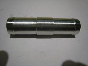 3 x Rohr Verbindung Kühlwasserschlauch Verbinder Schlauchverbinder 20 x 20 mm