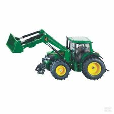 Siku John Deere 6920 1:32 Scale Model Tractor With Front Loader Collectable