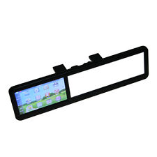 "4.3"" AV-IN Bluetooth Car Rearview Mirror 128MB GPS Camera Navigation Maps 2016"