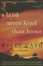 A LAND MORE KIND THAN HOME (2012 HC) Wiley Cash by Morrow Excellent Condition DJ