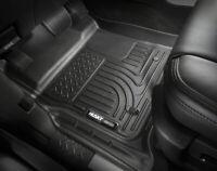 Husky Liners 18031 WeatherBeater Black Front Floor Liner- RAM