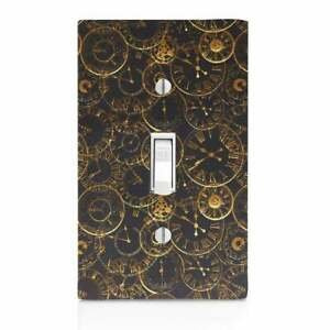 Steampunk Home Decor Indiana Electrical Switch Plates Outlet Covers For Sale In Stock Ebay