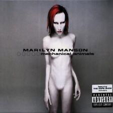 "MARILYN MANSON ""MECHANICAL ANIMALS"" CD NEW+"