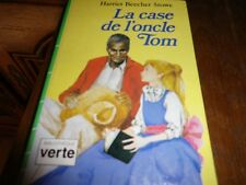LA CASE DE L ONCLE TOM   BEECHER STOWE 1983