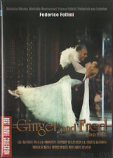 Ginger and Fred (1986) DVD, NEW!! Marcello Mastroianni, Giulietta Masina