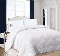 Down Alternative Comforter Duvet Insert Light Weight Hypoallergenic White