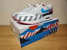 NIKE Air Max 1 Parra  AT3057-100 UK9  -Very lightly used