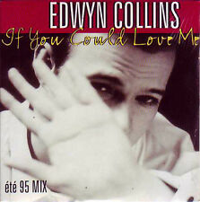 CD Single Edwyn COLLINSIf you could love me 2-track CARD SLEEVE NEW SEALED