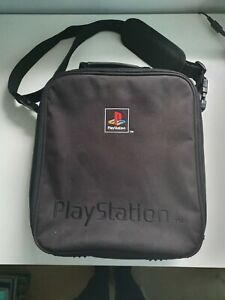 Rare - Official Sony PlayStation 1 (PS1) - Travel / Carry Bag