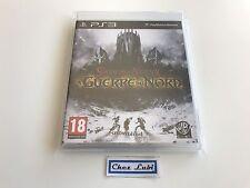 Le Seigneur Des Anneaux La Guerre Du Nord - Sony PS3 - FR - Neuf Sous Blister