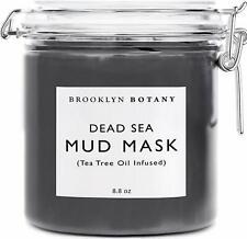 Dead Sea Mud Mask Infused W/ Tea Tree Oil-Facial Mask for Acne Treatment & More