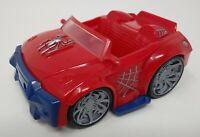 "Marvel Super Hero Squad Spider-Man Vehicle - Car Only - FOR 2.5"" ACTION FIGURES"