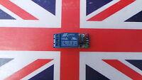 5V DC 1 Channel LED Relay Module Shield for Arduino Uno Mega Raspberry Pi Due UK