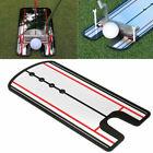 Portable Golf Putting Mirror Training Eyeline Alignment Practice Trainer Aid