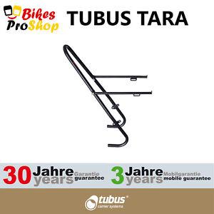 TUBUS Tara Schwarz Bike Bicycle Front Rack 2021
