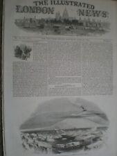 Victoria Land South Pole 1844 print ref AN