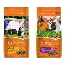 Burgess EXCEL GUINEA PIG NUGGETS Adult Food Pellets Mint Blackcurrant Oregano