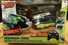 Air Hogs Thunder Trax RC Vehicle  Transforms Tank to Boat NEW IN BOX SpinMaster