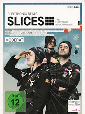 Electronic Beats Slices Moderat  Issue 3-10 DVD