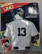 2007 Mattel New York Yankees UNO Game Cards - Alex Rodriguez