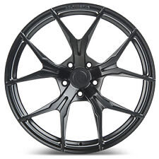 "19"" Rohana RFX5 Matte Black Concave Wheels for Land Rover"