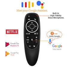 G10S PRO 2.4G Voice Remote Control Wireless Air Mouse w/Gyro for TV BOX Smart PC