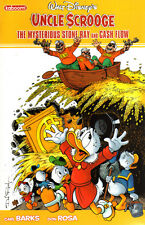 UNCLE SCROOGE - The Mysterious Stone Ray and Cash Flow - Back Issue