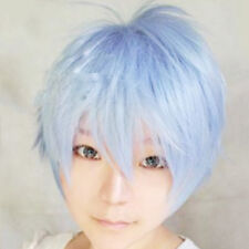 Women Men Short Straight Wig Hair Anime Party Cosplay Costume Full Wigs Fashion