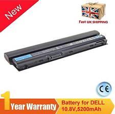 6-C 5200mAh Battery for Dell Latitude E6120 E6220 Y40R5,Y61CV,YJNKK,09K6P,3W2YX