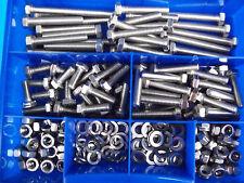 330 Teile Sechskant Schrauben Sortiment DIN 933 M4-M5-M6