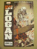Dead Man Logan #1 Marvel Comics 2018 Series Wolverine 9.6 Near Mint+
