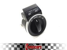 Holden Commodore VE HSV Black Headlight / Foglight Switch - Satin Black