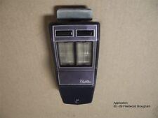 80 - 89 CADILLAC FLEETWOOD BROUGHAM OVERHEAD INTERIOR DOME LIGHT