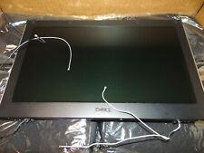 "Dell 13"" 13 Vostro V13 Complete LED LCD Screen Assembly & Lid & Hinges Near Mint"