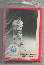 1988-89 Pro Cards 24-card AHL Binghamton Whalers Hockey Team Set Richard Brodeur