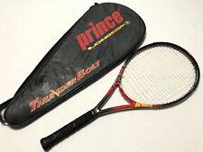 Tennis Racket Prince Longbody Graphite Sweet Spot 900 Power Level 115  w/Case