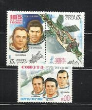 U.R.S.S. Año: 1981. Tema: ESPACIO.