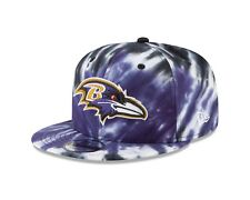 Baltimore Ravens New Era MARBLED TEAM 9Fifty Snapback Adjustable NFL Hat