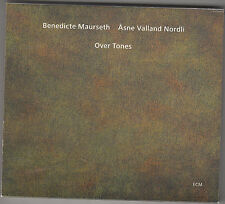 BENEDICTE MAURSETH / ASNE VALLAND NORDLI - over tones CD