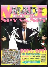 MAD SUPER SPECIAL #108 VF  (INCLUDES ATTACHED SPY MAZE POSTER) 1995 EC