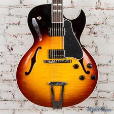 2016 Gibson ES-175 Hollow-Body Electric Guitar Figured Vintage Sunburst