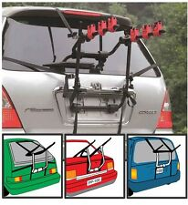 MINI COOPER S (02-06) 3 BICYCLE REAR MOUNT CARRIER CAR RACK BIKE CYCLE