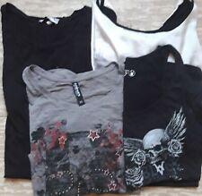 Bekleidungspaket Damen Longtop Oversize Tanktop Shirt    Gr. S -  super Zustand