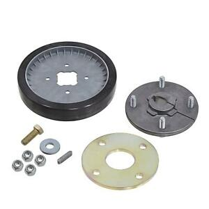 HySecurity AdvanceDrive Wheel Kit Assembly For SlideDriver, 6 inch - MX002707